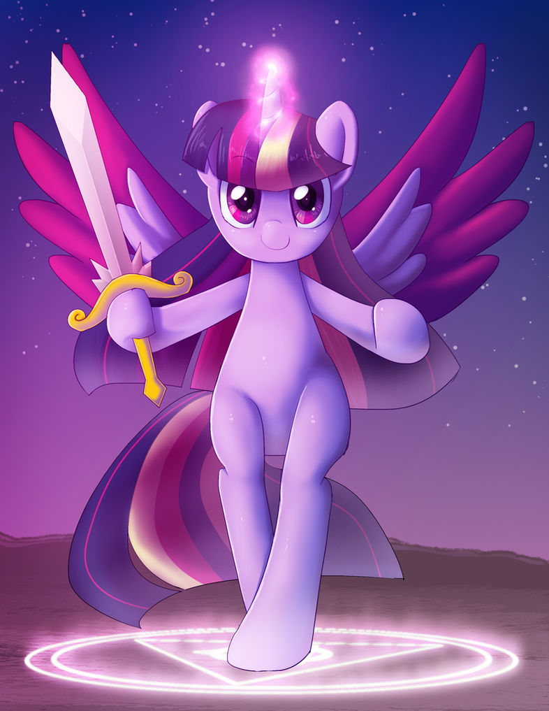 Twilight, Grandmaster by zelc-face