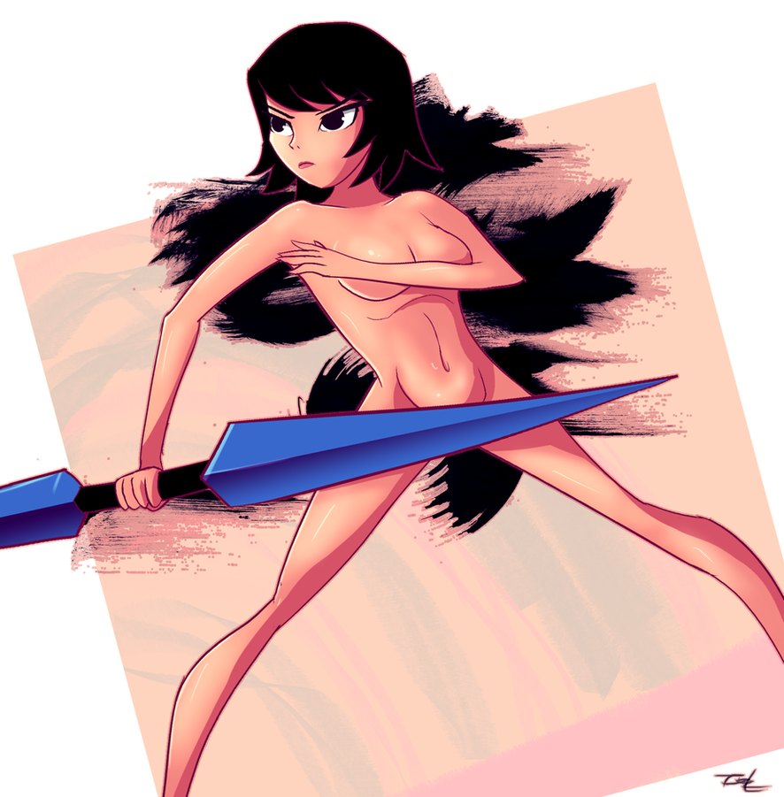 Ashi by zelc-face