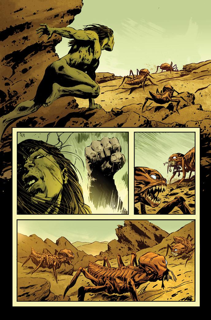 Son of Hulk by dismang