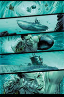 Sub-Mariner 70th Anniversary by dismang
