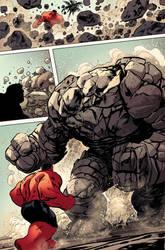 Hulk no. 31 pg 14 by dismang