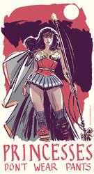 Wonder Woman Benefit Auction by dismang