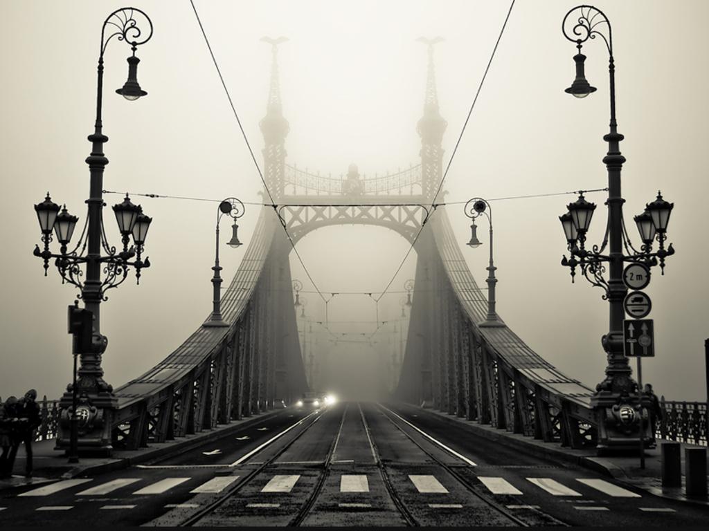 Liberty Bridge (Budapest) by ulsortes
