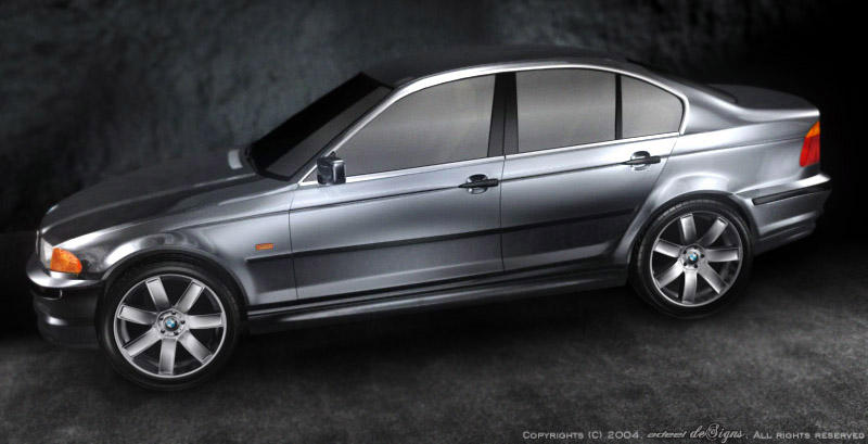 BMW 328i by admax