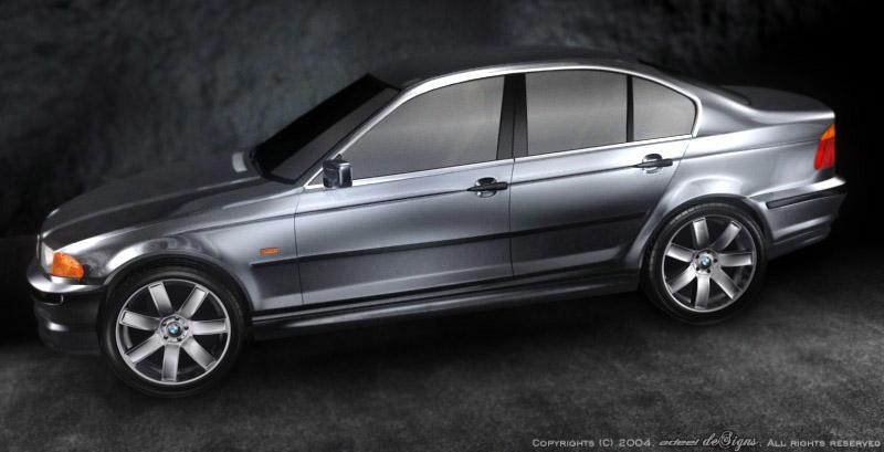 BMW I By Admax On DeviantArt - 2004 bmw 328i