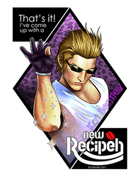 Ignis: I've Come Up With a New Recipeh!