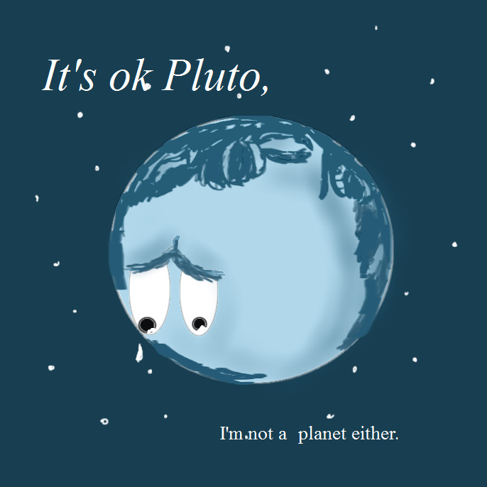 planet pluto not a meme - photo #6