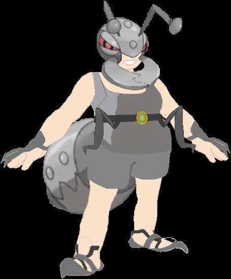 Pokemon: My Gym Leader Sona by DrIgnatiusVonPavlov