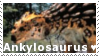 Ankylosaurus - Stamp by Ehlinn