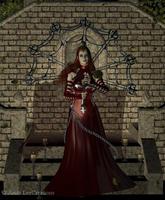 Dark Mage by anitalee