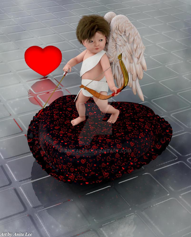 Cupid-AnitaLee2018 by anitalee