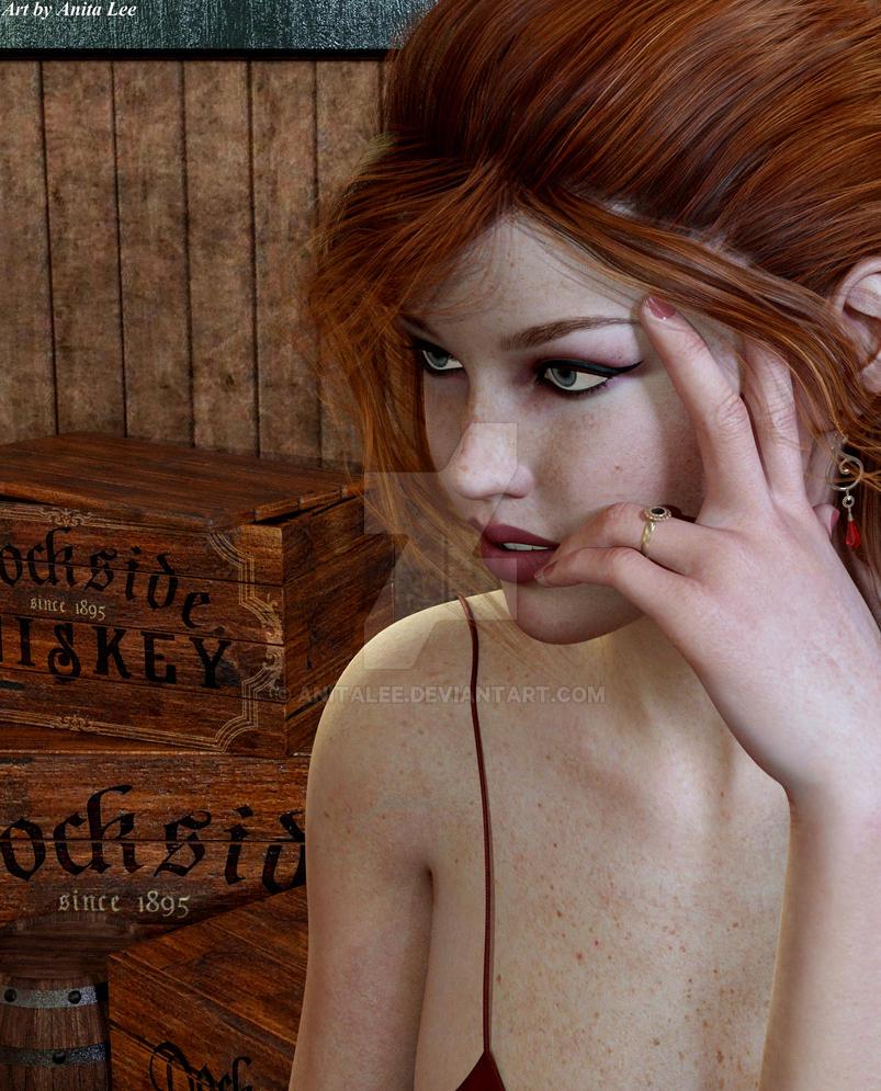 GingerLee-AnitaLee2018 by anitalee