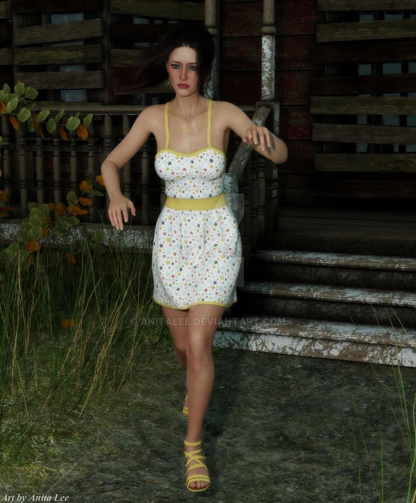 SavannahEvening-AnitaLee2018 by anitalee