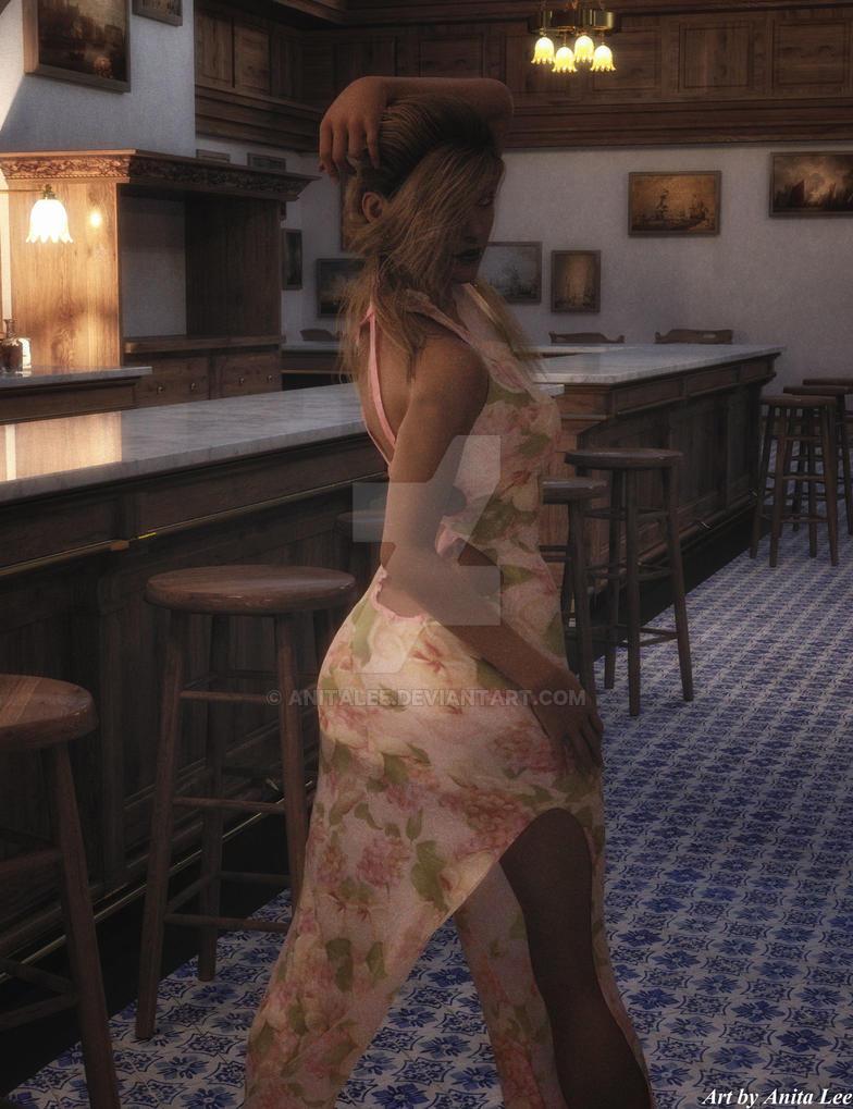 EveningOut-AnitaLee2018 by anitalee