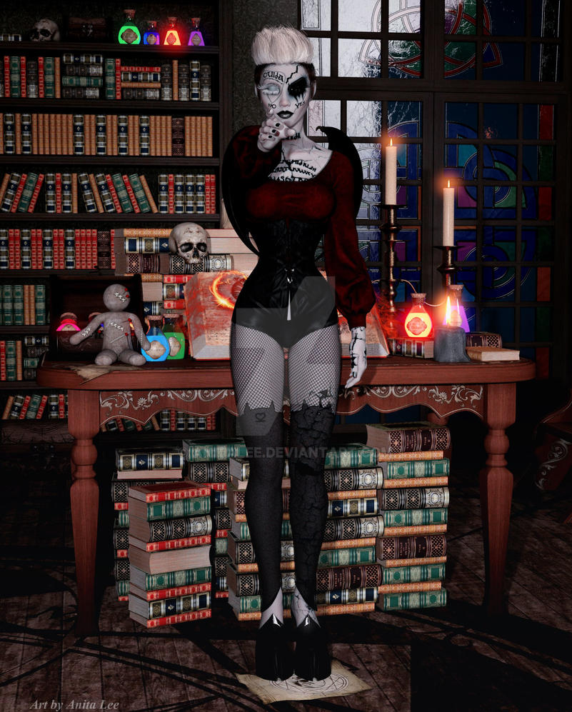 LilClarke-AnitaLee2018 by anitalee