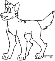 f2u dog lines by choke