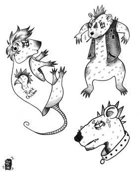 Punk Rats