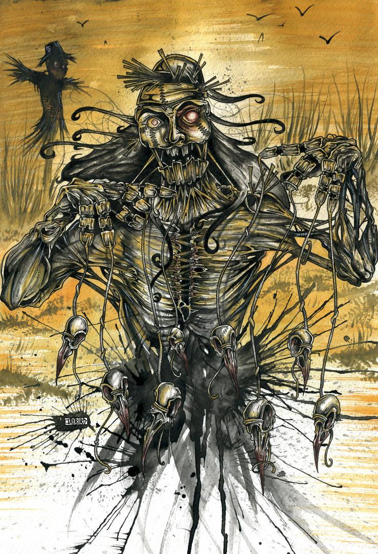 Scarecrow by Jay-Allen-Hansen