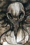 Skull Speed Painting 0.2