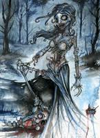The Bride. by Jay-Allen-Hansen