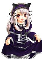 Fate zero Illyasviel by Amayofoo