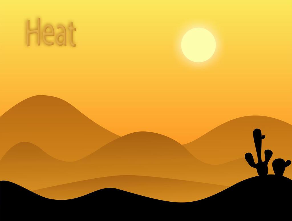 Heat Sun by LilithDarck