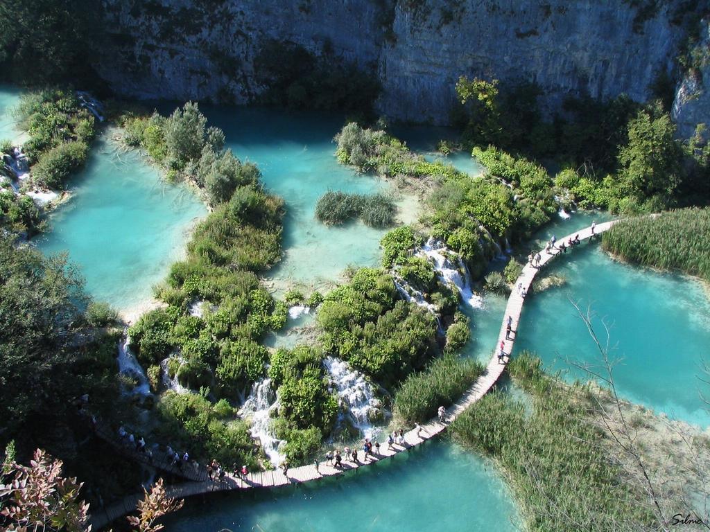 Croatia - Plitvicka Jezera by Silme-Amelie