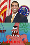 Patrick hates Ajit Pai