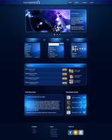 MUSIC MASTER Website by KustomzGraphics