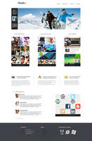 Design Studio Webpage by KustomzGraphics
