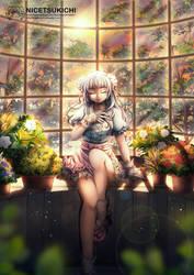 Little Plants by nicetsukichi