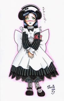 Cosplayed Vampire Agatha