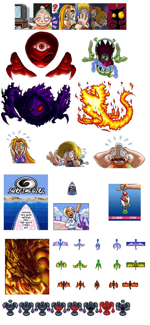 C.E.S.A.R pixel portfolio