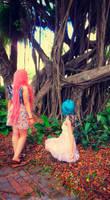 Luka and Miku: The Beauty around us... [Vocaloid]