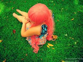 'Where the grass is greener...' [Vocaloid] by ElleKio