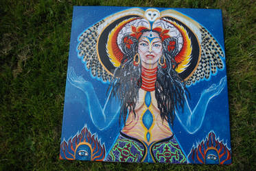 Kali and the Star Nations