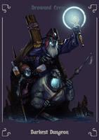 Darkest Dungeon - Drowned Crew by sergiosaleiro