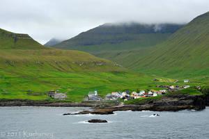 Faroe Islands by Dark-Raptor