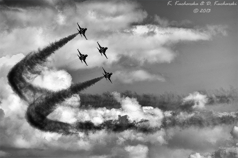 Patrouille Suisse by Dark-Raptor