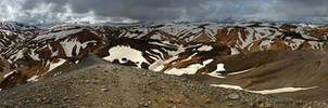Landmannalaugar - panorama