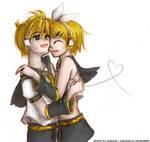 VOCALOID: Len+Rin