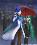 VOCALOID: rainy night