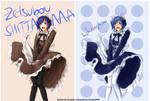 VOCALOID: maid Kaito...?