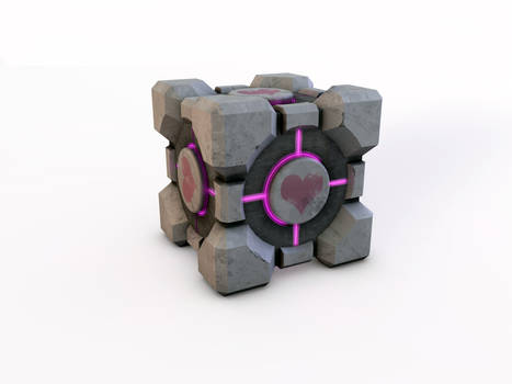 weighted companion cube