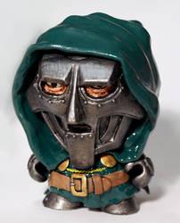 Dr Doom Munny