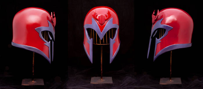 X-Men Magneto helmet