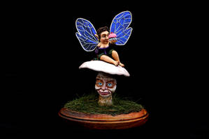 Cupcake Fairy by DrMonkeyface
