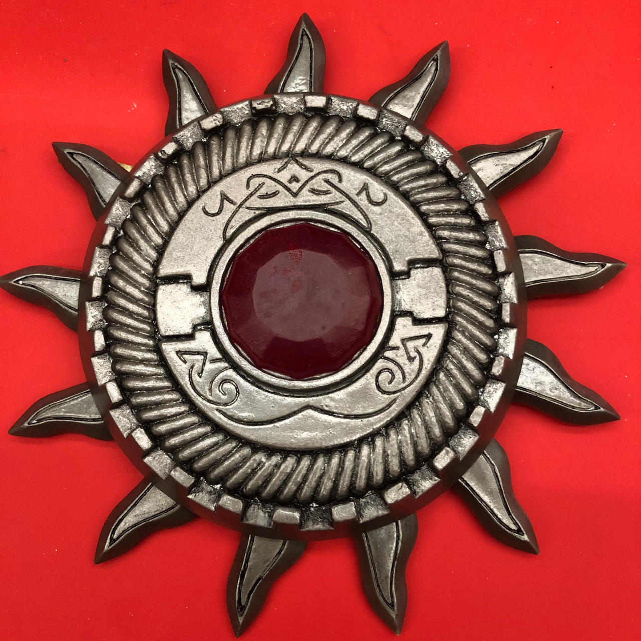 Dungeons and Dragons - Holy Symbol of Ravenkind