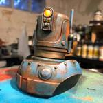 Little Blue bot