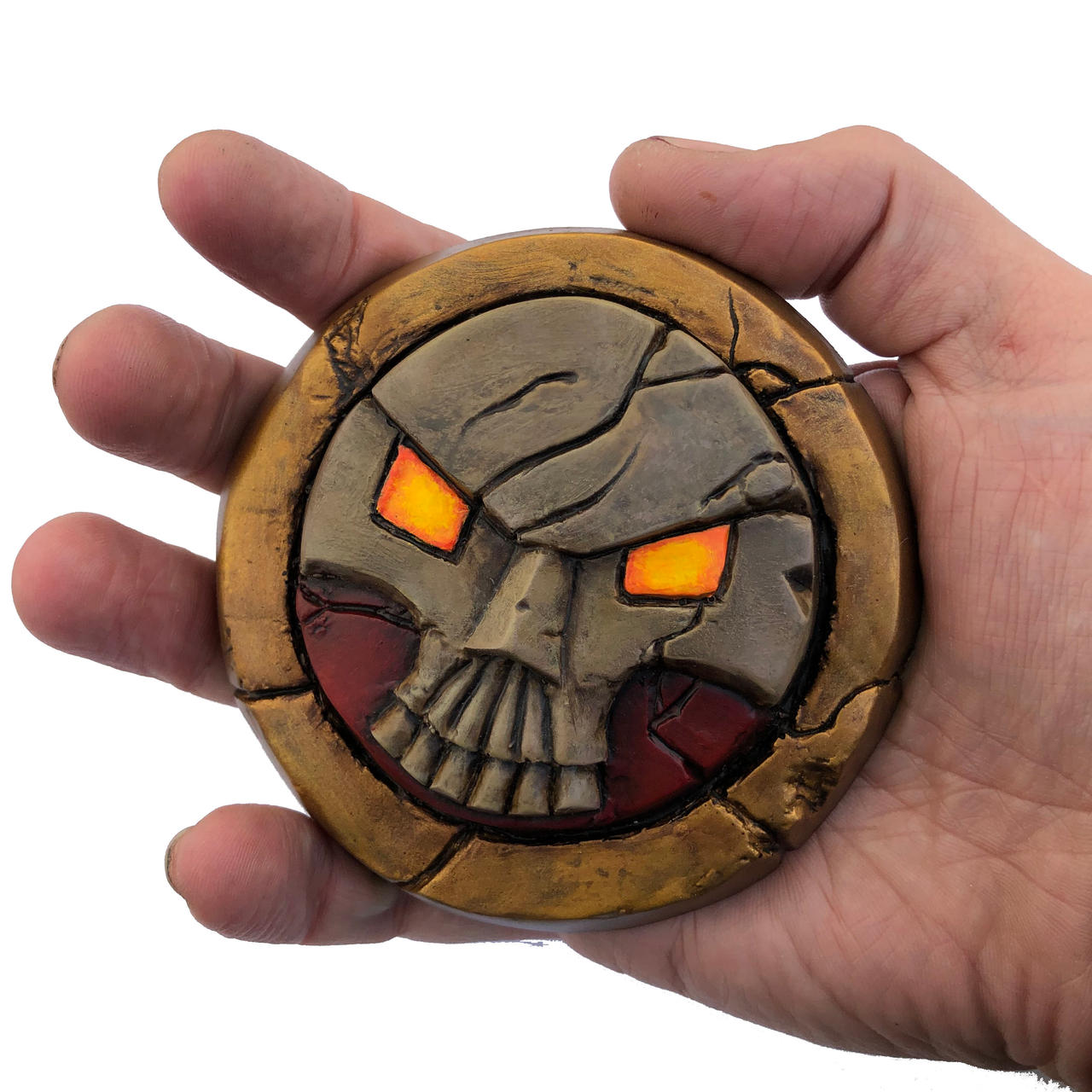Amulet of Domination - Warcraft / Hearthstone item